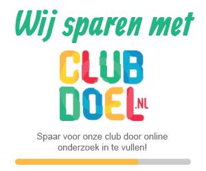 Banner voor Clubdoel